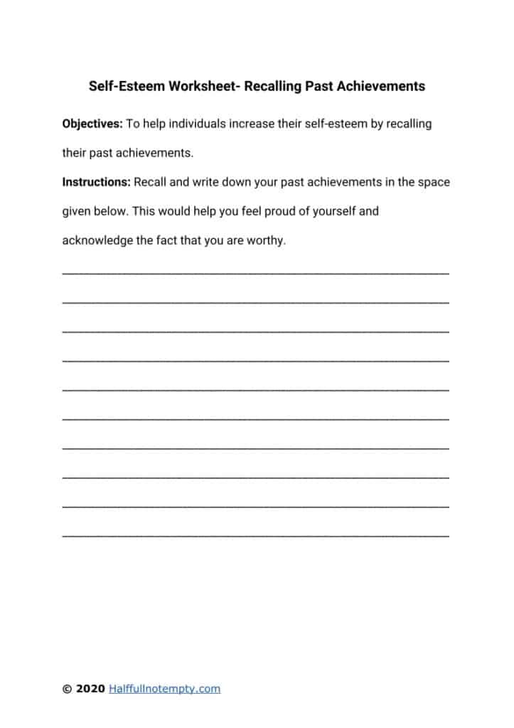 Sentence Completion Worksheets for Adults
